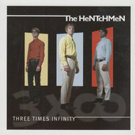 294 HENTCHMEN - THREE TIMES INFINITY CD (294)