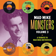340 VARIOUS ARTISTS - MAD MIKE MONSTERS VOL. 3 CD (340)