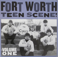 304 VARIOUS ARTISTS - FORT WORTH TEEN SCENE VOL. 1 CD (304)