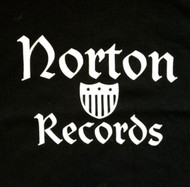 NORTON RECORDS CREST T-SHIRT