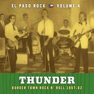 371 VARIOUS ARTISTS - THUNDER: EL PASO ROCK VOLUME FOUR LP (371)