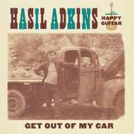 168 HASIL ADKINS AND HIS HAPPY GUITAR - GET OUT OF MY CAR / SHAKE THAT THING (168)