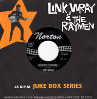 803 LINK WRAY & THE WRAYMEN - HIDDEN CHARMS / FIVE AND TEN (803)