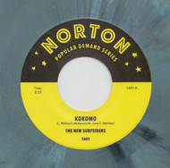1401 NEW SURFSIDERS - KOKOMO / GOOD VIBRATIONS (1401)