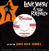 804 LINK WRAY & THE WRAYMEN - BLACK WIDOW / MUSTANG (804)