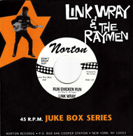 805 LINK WRAY & THE WRAYMEN - RUN CHICKEN RUN / SCATTER (805)