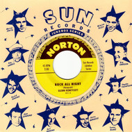 851 GLENN HONEYCUTT - ROCK ALL NIGHT / JIMMY WAGES - MISS PEARL (851)
