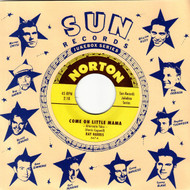 847 RAY HARRIS - COME ON LITTLE MAMA (alt take) / JACK EARLS - TAKE ME TO THAT PLACE (847)