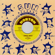 853 RAY HARRIS - LONELY WOLF / JIMMY PRITCHETT - THAT'S THE WAY I FEEL (853)