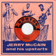 859 JERRY McCAIN - ROCK N ROLL BALL / I WANT SOMEBODY TO LOVE / TURN YOUR DAMPER DOWN (859)