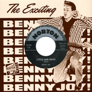 867 BENNY JOY - LITTLE RED BOOK / HEY HIGH SCHOOL BABY (867)