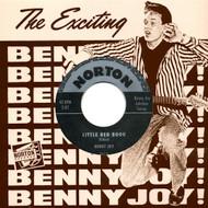 867 BENNY JOY - LITTLE RED BOOK / HEY HIGH SCHOOL BABY (867)