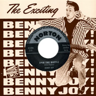 869 BENNY JOY - SPIN THE BOTTLE/WILD WILD LOVER (869)