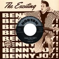 870 BENNY JOY - CRASH THE PARTY / ROLLIN' TO THE JUKEBOX ROCK (870)