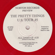 505-1 PRETTY THINGS TOUR SPECIAL (red wax!) - ALL LIGHT UP / PRETTY / TRIP BEAT (PT-109)