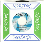9659 THE BO-KEYS - CONGRATULATIONS / ROYAL PENDLETONS - TELL ME (9659)
