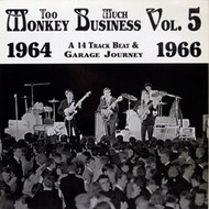 TOO MUCH MONKEY BUSINESS VOL. 5