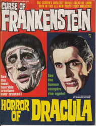 FAMOUS FILMS 2: CURSE OF FRANKENSTEIN/HORROR OF DRACULA