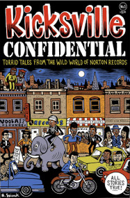 KICKSVILLE CONFIDENTIAL (comic book!)