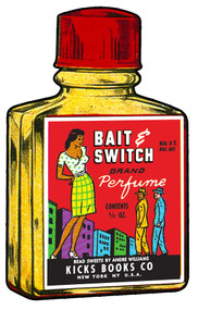 KBSP1 SWEETS PERFUME (BAIT & SWITCH) PERFUME  ANDRE WILLIAMS