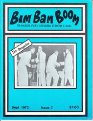 BIM BAM BOOM #7