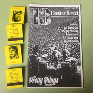 "PRETTY THINGS FAN CLUB 'ZINE ""13 CHESTER STREET"" #1 + MATCHES!"