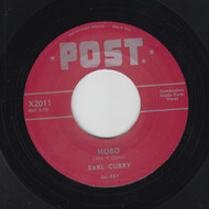 EARL CURRY - HOBO /T-BONE WALKER - THE REASON (REPRO)