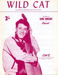 GENE VINCENT - WILD CAT