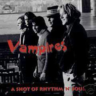 "VAMPIRES - A SHOT OF RHYTHM 'N' SOUL (10"")"