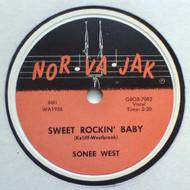 SONEE WEST - SWEET ROCKIN' BABY