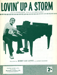 JERRY LEE LEWIS - LOVIN UP A STORM