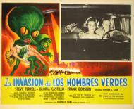INVASION DE LOS HOMBRES VERDES