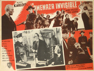 INVISIBLE MENACE