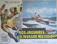 LOS JAGUARES VS EL INVASOR MISTERIOSO