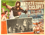 MACISTE IN THE LAND OF CYCLOPS