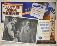 LIST OF ADRIAN MESSENGER