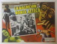 MALDICION DE LA MOMIA AZTECA, LA