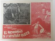 MONSTRUO DE LA MONTANA HUECA