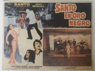 SANTO: EN ORO NEGRO - 2