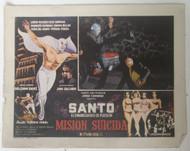 SANTO: MISION SUICIDA