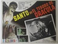 SANTO: EL TESORO DE DRACULA