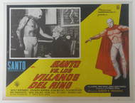 SANTO VS. LOS VILLANOS DEL RING