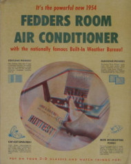 3D 78 RPM FLEXI-DISC FEDDERS AIR CONDITIONER #2