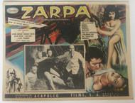 ZARPA: EL DESIERTO DE LA MUERTE - 2