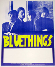 BLUE THINGS POSTER - 2