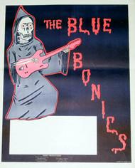 BLUE BONICS POSTER