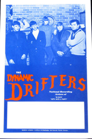 DYNAMIC DRIFTERS POSTER