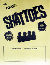 SHATTOES POSTER