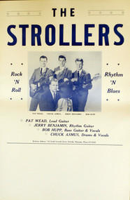 STROLLERS POSTER