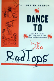 RED TOPS POSTER